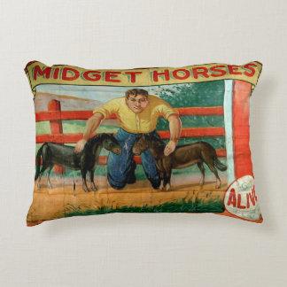 Almofada Decorativa Cavalos minúsculos