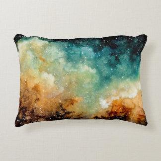 Almofada Decorativa Céu estrelado e nuvens