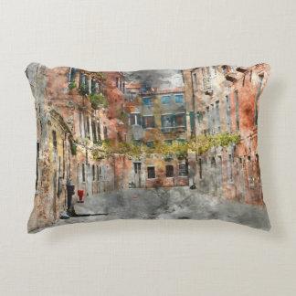 Almofada Decorativa Construções bonitas em Veneza Italia