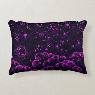 """Almofada Decorativa Da """"travesseiro decorativo do acento lua e das"""
