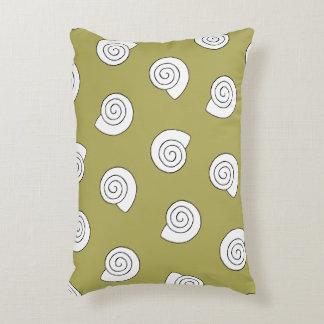 Almofada Decorativa Escudos do caracol
