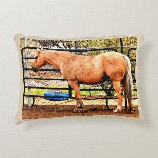 Almofada Decorativa Travesseiro decorativo do costume do cavalo do