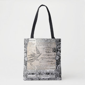 Almofada do bolsa do pássaro do estilo do