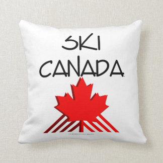 Almofada Esqui SUPERIOR Canadá