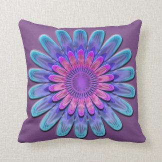 Almofada Flor abstrata