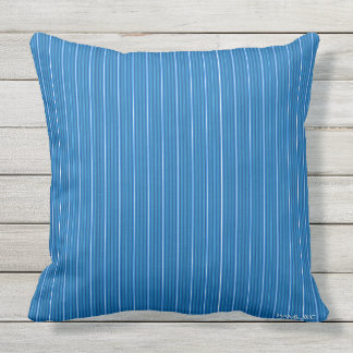 Almofada HAMbyWG - travesseiro - listras do topázio