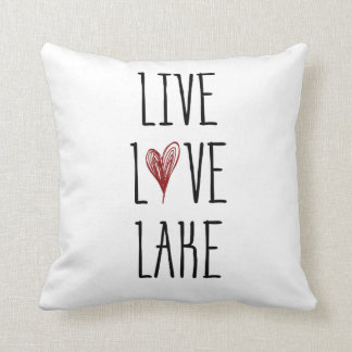Almofada Lago vivo love