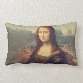 Almofada Lombar Mona Lisa por Leonardo da Vinci