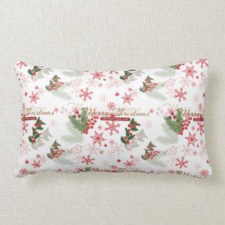Almofada Lombar Natal elegante