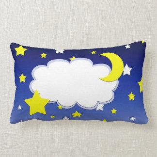 Almofada Lombar Noite estrelado