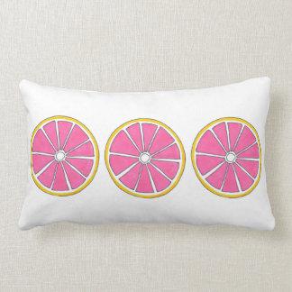 Almofada Lombar Travesseiro das frutas dos citrinos de toranja