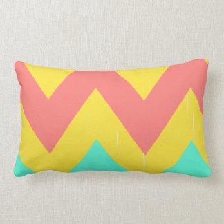 Almofada Lombar Travesseiro decorativo Sassy de Chevron