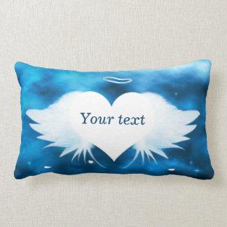 Almofada Lombar Travesseiro lombar 13 X 21 - anjo do coração
