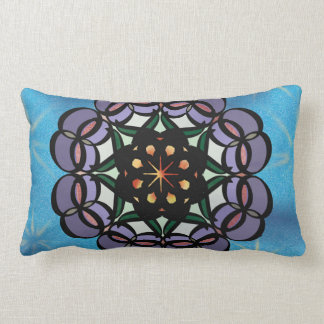 Almofada Lombar Travesseiro lombar da mandala da infinidade