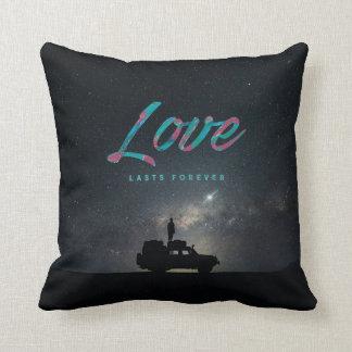 Almofada … O amor dura para sempre… o travesseiro