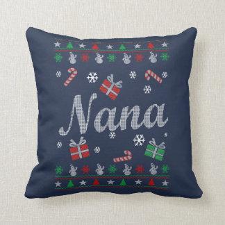 Almofada O Natal de Nana