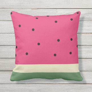 Almofada Para Ambientes Externos Travesseiro decorativo exterior da fruta do