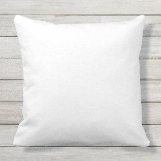 Almofada Para Ambientes Externos Travesseiro exterior feito sob encomenda