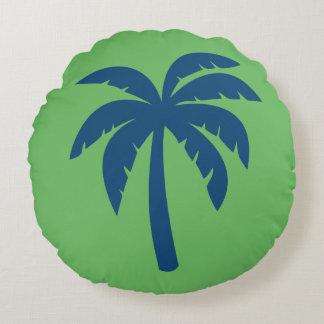 Almofada Redonda Palmeira