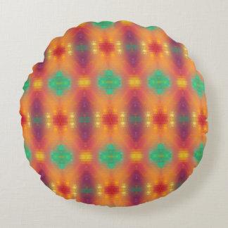 Almofada Redonda Para o amor da decoração - coxim redondo