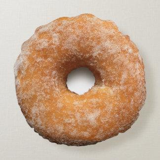 Almofada Redonda Travesseiro da rosquinha do açúcar
