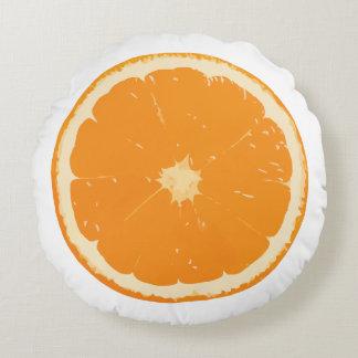 Almofada Redonda Travesseiro redondo do citrino sonhador da