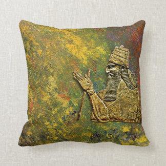 Almofada Rei Assyrian Descansar