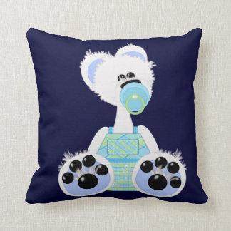 Almofada Snobaby Babyshower 2 travesseiros de MoJo do