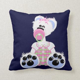 Almofada Snobaby Babyshower 3 travesseiros de MoJo do