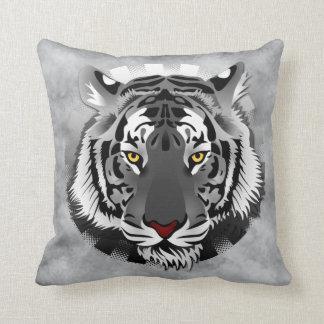 Almofada Tigre preto e branco