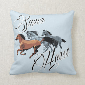 Almofada travesseiro - cavalo super