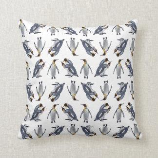 Almofada Travesseiro da agitação do rei pinguim (escolha a