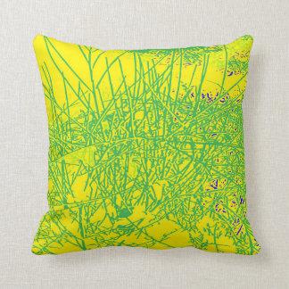 Almofada Travesseiro decorativo abstrato moderno