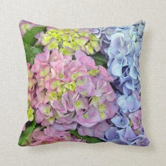 Almofada Travesseiro decorativo colorido do impressão da
