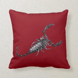 Almofada Travesseiro decorativo da Escorpião