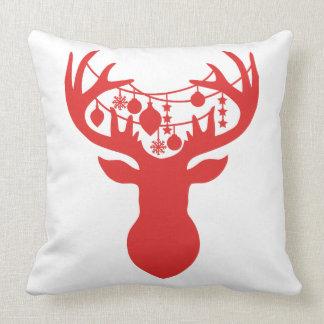 Almofada Travesseiro decorativo da rena