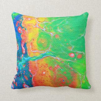 Almofada Travesseiro decorativo - design abstrato