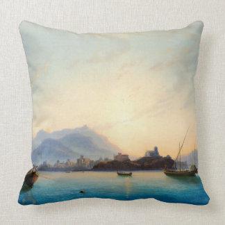 Almofada Travesseiro decorativo dos barcos dos pescadores