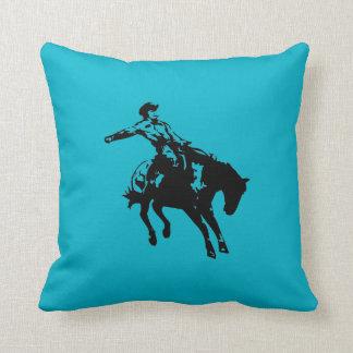 Almofada Travesseiro decorativo em pêlo do cavaleiro de