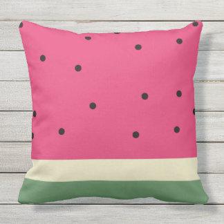 Almofada Travesseiro decorativo exterior da fruta do