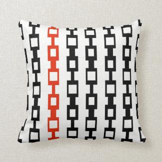 Almofada Travesseiro decorativo retro do impressão