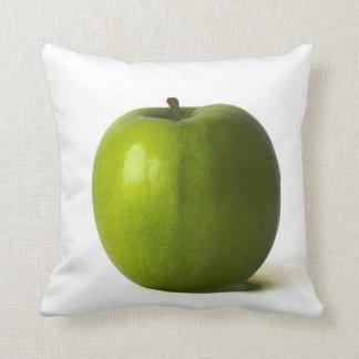 Almofada Travesseiro decorativo verde de Apple
