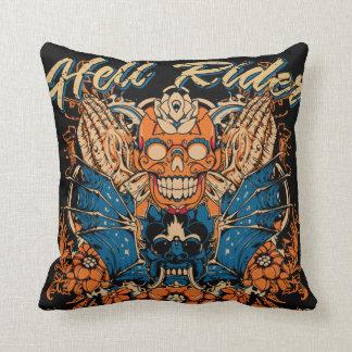 Almofada Travesseiro do cavaleiro do inferno