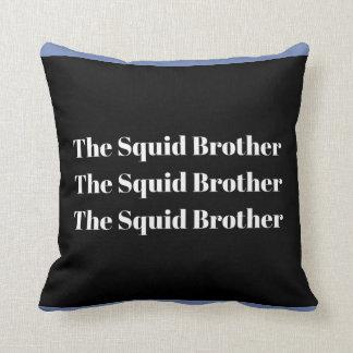 Almofada Travesseiro do irmão do calamar