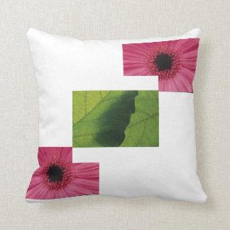 Almofada Travesseiro do rosa & do verde