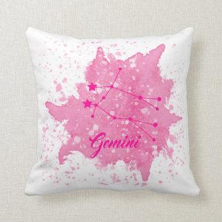 Almofada Travesseiro do rosa dos Gêmeos