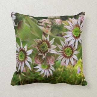 Almofada Travesseiro estrelado das flores