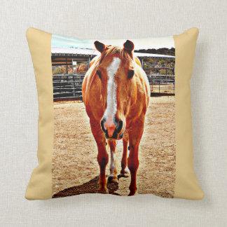 Almofada Travesseiro feito sob encomenda do cavalo do