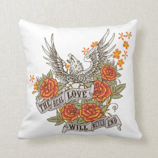 Almofada Travesseiro inspirado de Eagle do amor