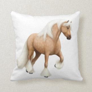 Almofada Travesseiro irlandês do cavalo da espiga do